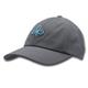 Hooey Ladies Cloverleaf Grey/Turquoise Hat