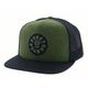 Hooey Pioneer Green/Black Snapback Hat