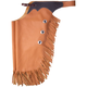 Tough 1 Premium Smooth Leather Work Chinks
