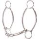 Carol Goosetree Simplicity II Chain Snaffle Bit
