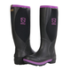 Noble Ladies MUDS Cold Front High BlkBerry Boots