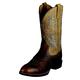 Ariat Heritage Stockman Barrel Brown Boot
