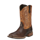Ariat Mens Quickdraw Thunder Two Tone Boot
