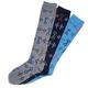 Snaffle Bits Knee Socks 3-Pack