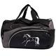 Lila Galloping Horse Duffle Bag