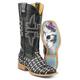 Tin Haul Ladies Checkered Past Boots