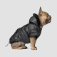 Canada Pooch Urban Wax Black Dog Parka