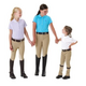 EquiStar Childs Pull On Jodhpur 12 Light Tan