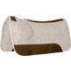 Mustang Contoured Correction Fit Pad w/Tan Wool