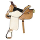 Billy Cook Saddlery Carlos Roper Saddle 15In Rich