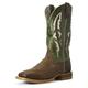 Ariat Mens Cowhand VentTEK Sq Toe Mint Boots