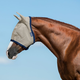 Horseware Amigo Fly Mask with Ears Horse Silver/Na