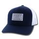 Hooey Doc 5-Panel Trucker w/Patch Navy/White Hat