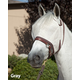 Kensington Natural Fly Mask XLarge Grey