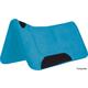 Mustang Fleece Contoured Pad 32X32 Turquoise