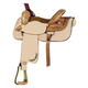 Billy Cook Saddlery Motes HB Roper Saddle 16In Nat