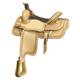 Billy Cook Saddlery Motes Arrow Roper Saddle 16In