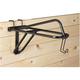 Single Collapsible Steel Saddle Rack