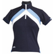 Equine Couture Air-O Short Sleeve 3X Navy/Blue