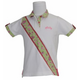 Equine Couture Childs Bindia Polo Shirt L White