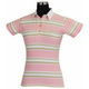 Equine Couture Redwood Polo Shirt 3X Pink
