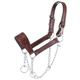 Tough-1 Leather Mule Halter