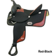 Abetta Classic Gator Saddle Pkg 14 Pnk/Blk
