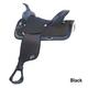 Abetta Hi-Back Saddle 17 BRN