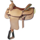 Billy Cook Saddlery Brownwood Saddle Rough Out