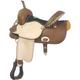 Billy Cook Saddlery Run Time Barrel Saddle 15