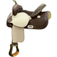 Billy Cook Saddlery Spotted Feather Saddle 16