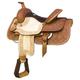 Billy Cook Saddlery Texas RO Barrel Saddle 16