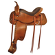Tex Tan Conroe Trail Saddle 18