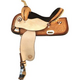 Tex Tan Flex Barrel Saddle
