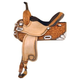 Tex Tan Silver Show Barrel Saddle 16