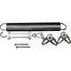 Powerfields Stainless Steel Spring Gate Kit