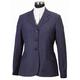 TuffRider Childs Devon Show Coat 16 Navy/Charcoal