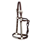 Tory Oklahoma Show Halter w/Lead ¾ in