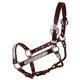 Tory Fila Style Show Halter w/Lead Weanling Dark O