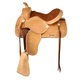King Series Classic Pony Saddle Light Oil
