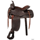 King Series Lancaster Trail Saddle 17 Dark Oil