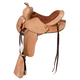 King Series Mighty Rider Pony Saddle Lt Oil