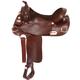 Royal King Arabian Trainer Saddle 16.5