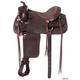 Royal King Grayson Trail Saddle 16.5 Light Chs