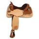 Royal King Jasper Trainer Saddle 16.5