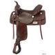 Royal King McKinney Trail Saddle 16.5 Medium Tan