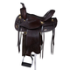 Royal King Memphis Gaited Saddle 17.5 Dark Oil