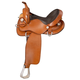Royal King Triumph Gaited Saddle 17.5 Medium Oil