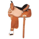 Silver Royal Callahan Shooter Saddle 16