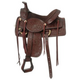 Silver Royal Clayton Trail Saddle